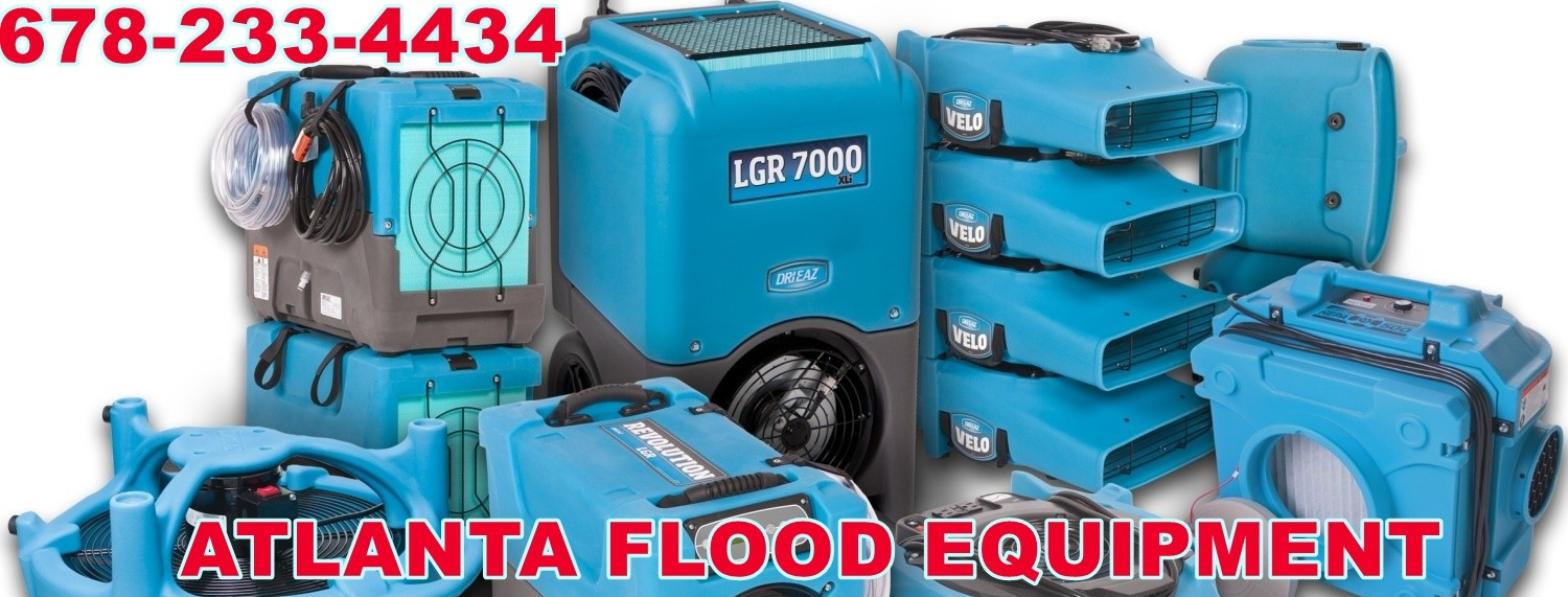 Atlanta Flood Equipment